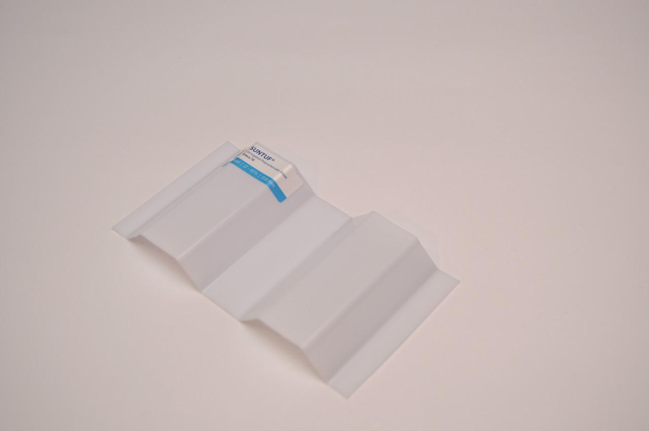 Полікарбонат Suntuf Greca76 White Opal 1260x3000