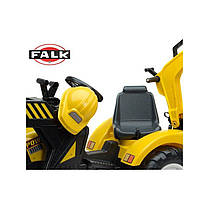 Детский трактор на педалях Falk 1000WH Power Loader, фото 2