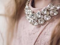 Платье - Жакард - пыльная роза, фото 2