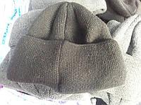 Армейская зимняя шапка, для охотника и рыбака, утепленная - 40с на флисе, производство Украина