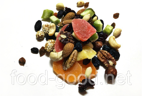 Смесь орехов и сухофруктов, фото 2