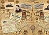 Декупажная карта А4