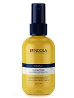 Indola Sun Active Масло для защиты волос от солнца, 100 мл