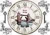 Карта для декупажа Tower Bridge, А4