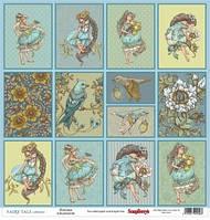 Бумага Сказки о феях, Загадка, фото 1