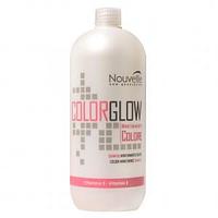 Nouvelle Nouv Color Glow Шампунь для окрашенных волос с витамином Е, Объем: 1000 мл