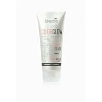 Nouvelle Color Glow Антижелтый шампунь для седых и пепельных волос, Объем: 200 мл