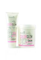 Nouvelle  Color Glow Маска для окрашенных волос с витамином Е, Объем: 1000 мл