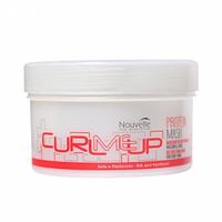 Nouvelle Curl Me Up Маска протеиновая питающая для поврежденных волос, Объем: 250 мл