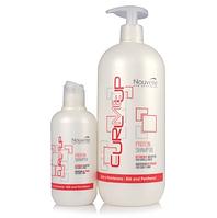 Nouvelle Curl Me Up Шампунь протеиновый питающий для поврежденных волос, Объем: 300 мл