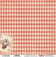 Бумага Старый цирк, Конфетти, фото 1