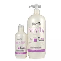 Nouvelle Every Day Растительный шампунь для частого мытья волос, Объем: 1000 мл