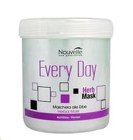 Nouvelle Every Day Растительная восстанавливающая маска для волос, Объем: 250 мл