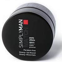 Nouvelle Simply Man Мужская моделирующая паста с матовым эффектом, 100 мл