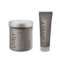 Nouvelle Lively Color Saver Маска для защиты цвета волос, Объем: 1000 мл
