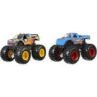 Hot Wheels Monster Jam Demolition Doubles. Машинки хот вилс монстр трек