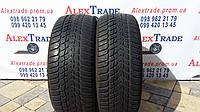 Б У зимняя резина R16 215/55 Goodyear Ultragrip Performance 2 2, шины бу.