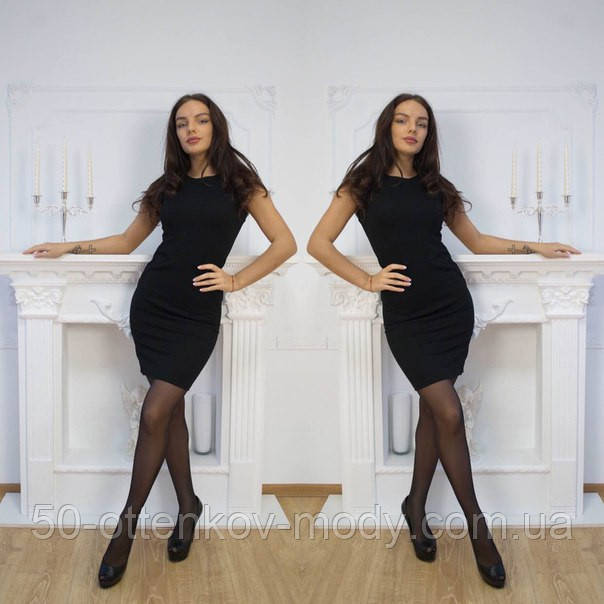 6318f77d0742 Женское красивое облегающее черное платье  продажа, цена в Одессе ...
