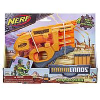 Nerf Doomlands Persuader Blaster полуавтоматический бластер (США)