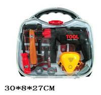 Набор инструментов TG206C в чемодане