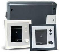 Пульт для бани EOS Emotec D (сухой режим) белый / серебро