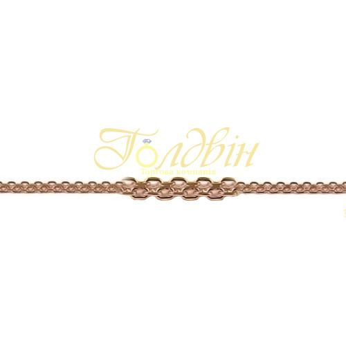 Золотая панцирная цепочка П12205041