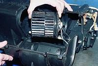 Способы ремонта и устранения неисправностей печки в автомобиле Mercedes