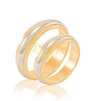 Обручальные кольца из золота. КП1009