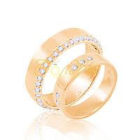 40ea6094e0d6 Золотое кольцо с камнями в Виннице. Сравнить цены, купить ...
