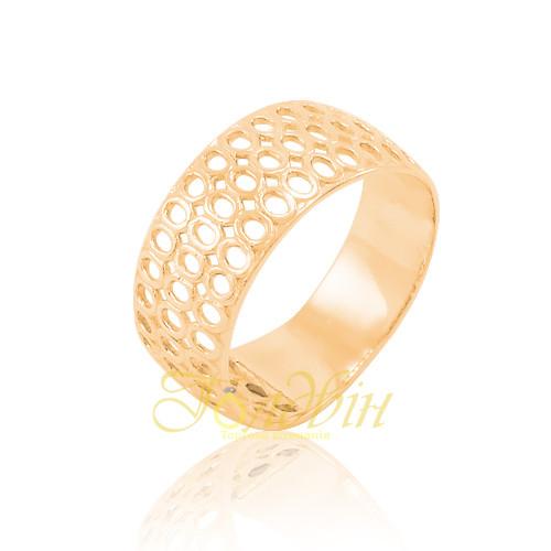 Золотое кольцо без камней. ГП10421