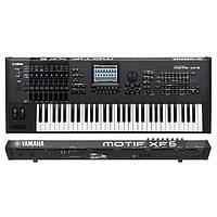 Синтезатор Yamaha MOTIF XF7