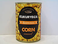 Консервированная кукуруза сладкая Green Garden 400г