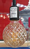 Светодиодная лампа Эдисона Filament G95 4W HOROZ ELECTRIC TWIST-4, фото 1