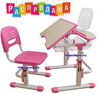 Детский стол трансформер и стул, подставка универсальная