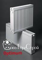 Радиатор стальной Optimum тип 22, высота 500х..., боковое/нижнее подключение