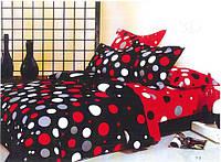 Сатиновое Комплект постельное белье 3D Египет
