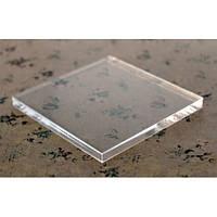 Акриловый блок, 10х10 см