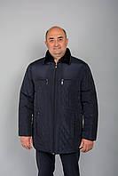 Мужская  зимняя куртка на меху KZ-6