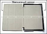 Чорний чохол книжка Lenovo Tab 4 10 TB-X304F X304L TFC smart book, фото 2