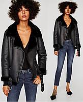 Байкерская куртка от Zara