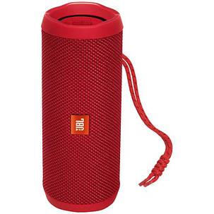 Портативная колонка  JBL Flip 4 Red, фото 2