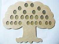 Семейное дерево, 58х47 см (Под заказ)