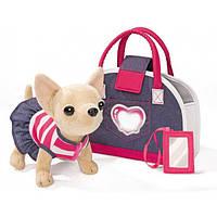 Собачка в сумочке Кикки Маленькая модница