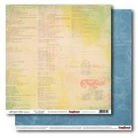 Бумага Лавка древностей, На краю света, 30х30, фото 1