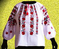 Блузка украинская Разм.52(100)