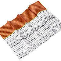 Набор бумаги для декупажа Хельсинки, 25х35 см, 10 листов