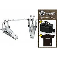 Двойная педаль для бас-барабана Tama HP910LWAB