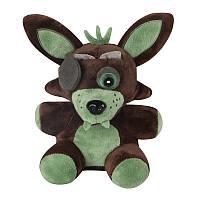 Мягкая игрушка Five Nights at Freddys (Fnaf) - лис Foxy 18 см.