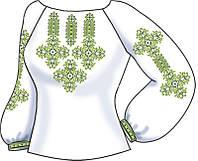 СВЖЛ-64. Заготовка Жіноча сорочка лляна