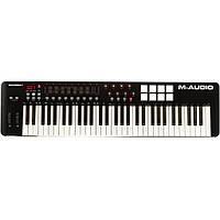 MIDI-клавиатура M-Audio Oxygen 61 IV